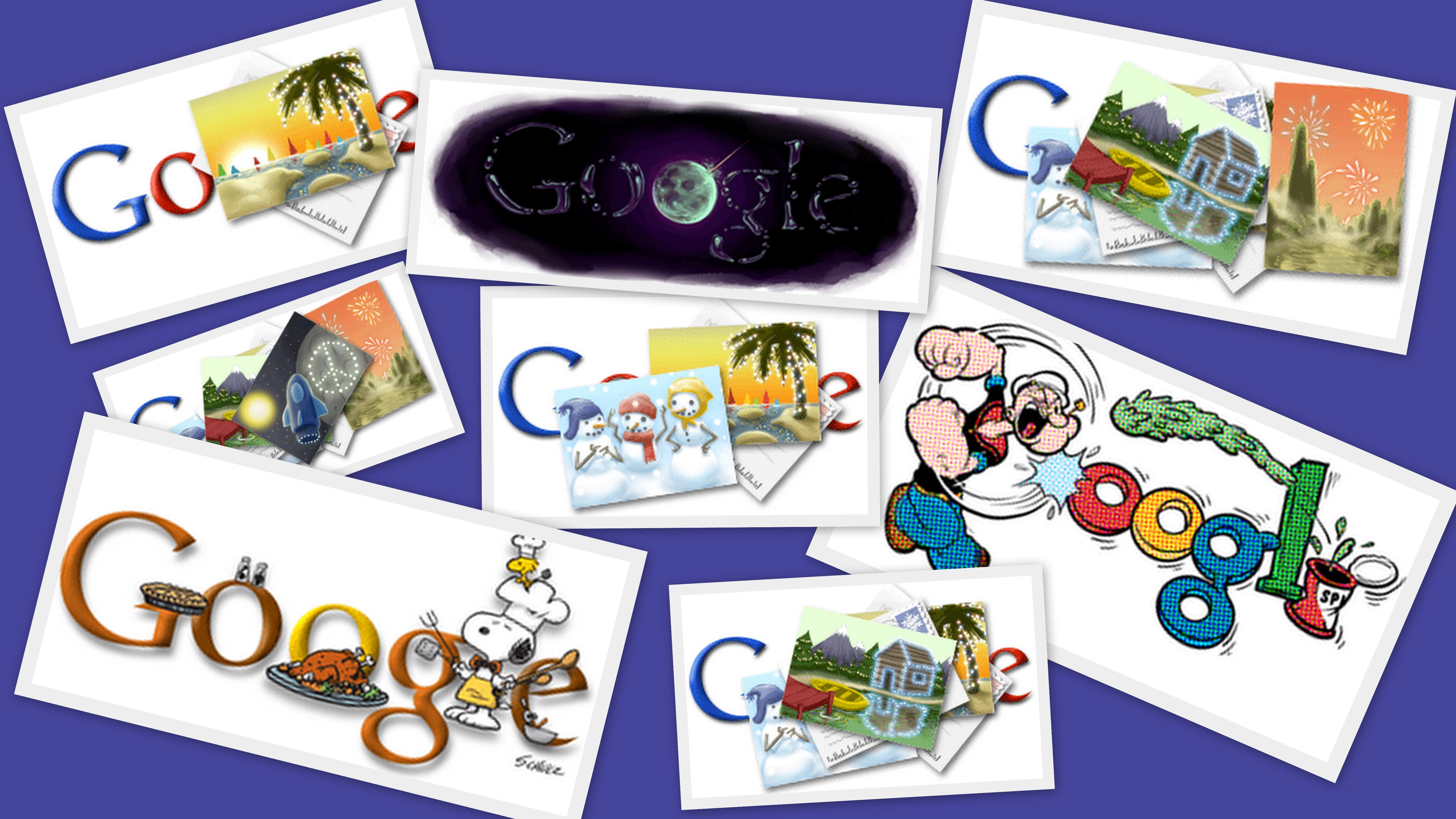 loghi google fine 2009